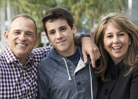 Una nueva relación entre padres y adolescentes