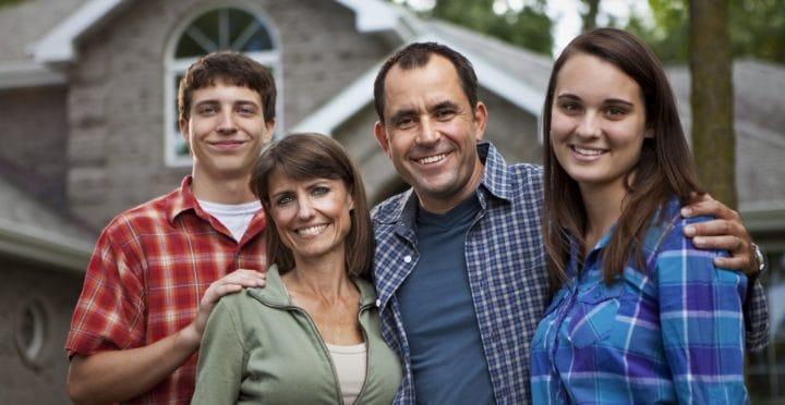 psicologos CDMX. Es mejor vivir la adolescencia en familia