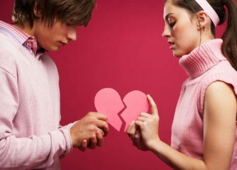 Reconciliación en la pareja.