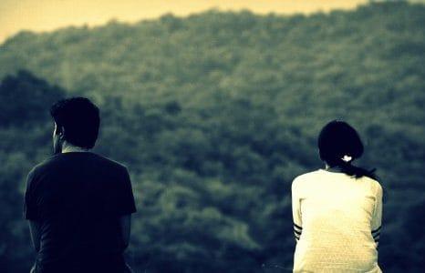 Me hundo con mi pareja ¿Cómo podemos salir de este problema?