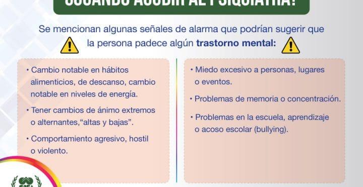 Psicologos CDMX. ¿Cuándo acudir al psiquiatra? – Parte 2