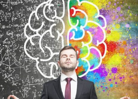 La diferencia entre inteligencia emocional y el coeficiente intelectual.