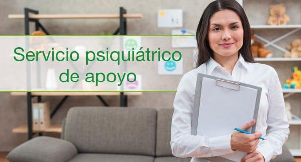 Servicio medico psquiatrico df